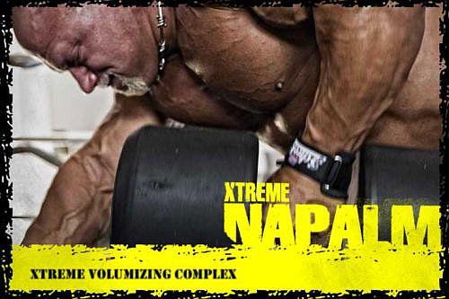 Xtreme Napalm Pre-Contest text1